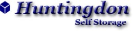 Huntingdon Self Storage logo