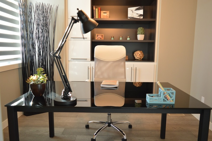 Create an In-House Office by decluttering your Guest Room with the help of a Storage Facility